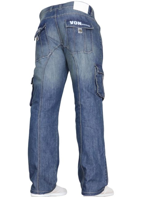 Von Denim Brito Jeans by Jeanbase