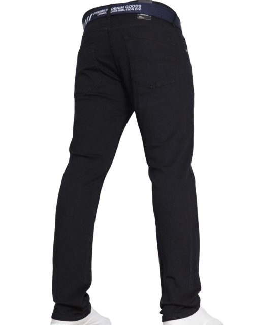Void Edwood Black Jeans by Jeanbase