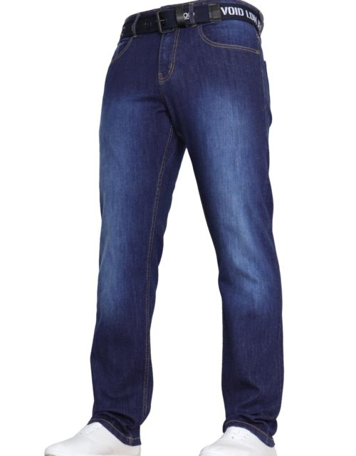 Void Edwood Dark-Wash Jeans by Jeanbase