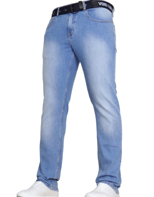 Void Edwood Light-Wash Jeans by Jeanbase