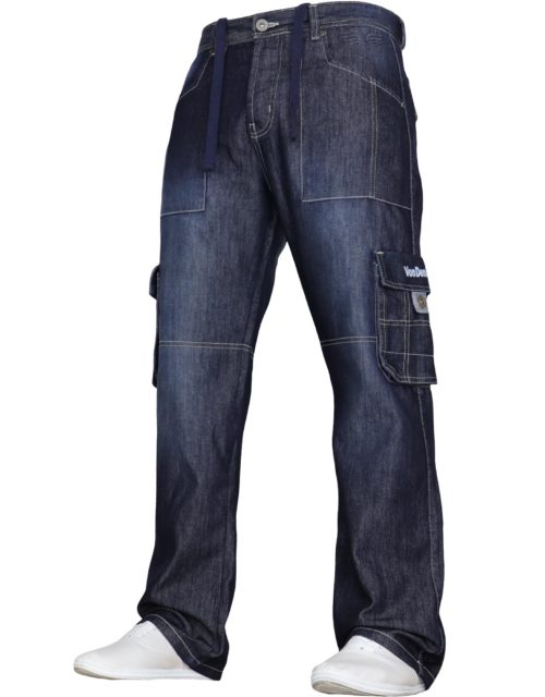 Von Denim Lincoln Dark Wash Jeans by Jeanbase